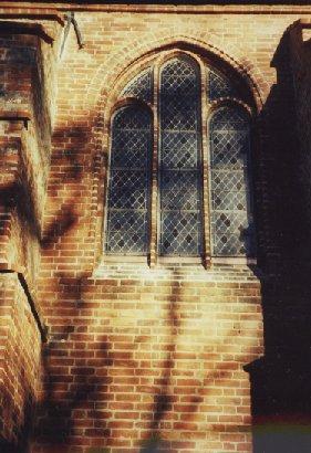 Fenster auf der Südseite