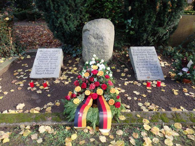 Gedenkstätte 1. Weltkrieg