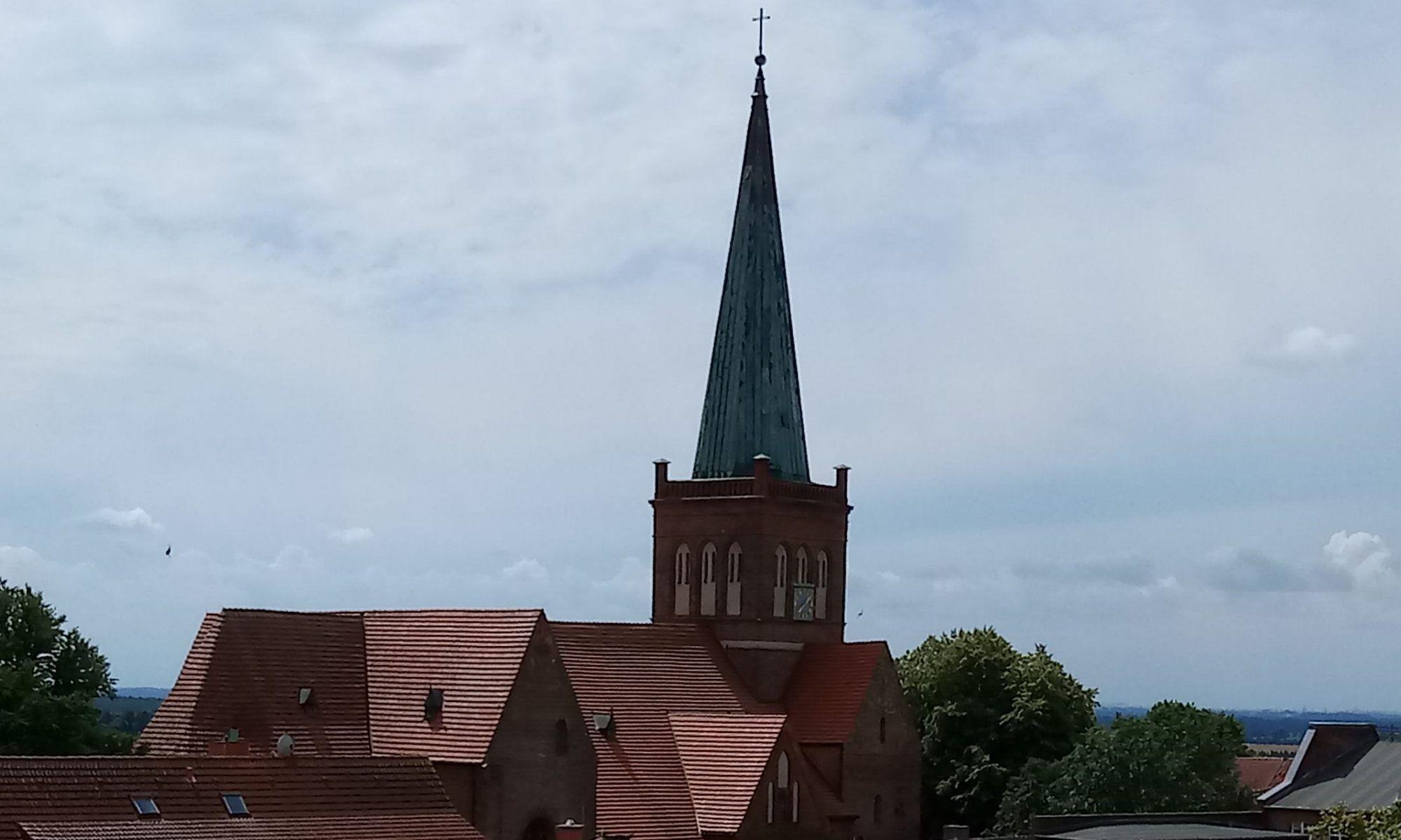 Evangelische Kirchengemeinde Bergen auf Rügen